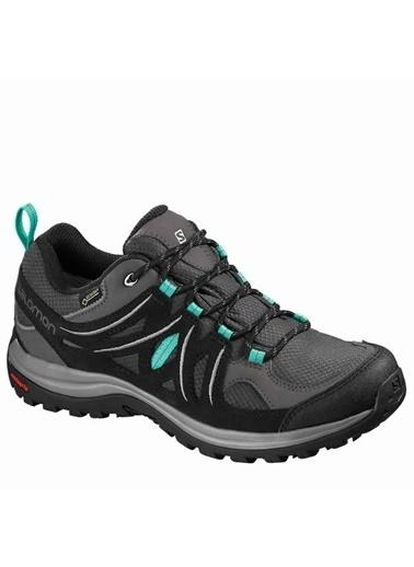 Salomon Outdoor Ayakkabı Antrasit